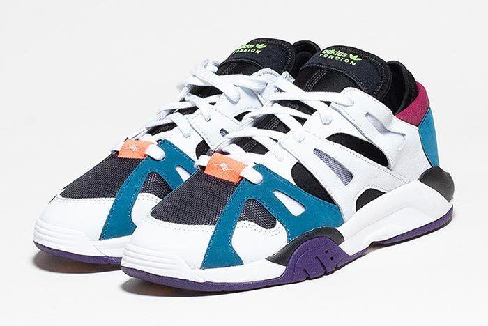 Adidas Torsion Dimension Lo 1