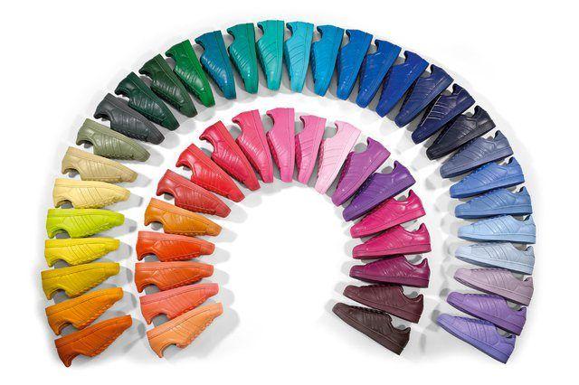 Adidas Superstar Supercolor Full Range 1