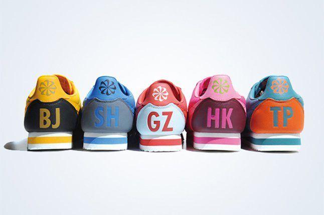 Nike Cortez Asia City Pack 5 Cities Hero 1
