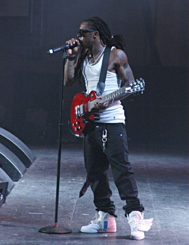 Lil Wayne Sneaker Style Profile 15