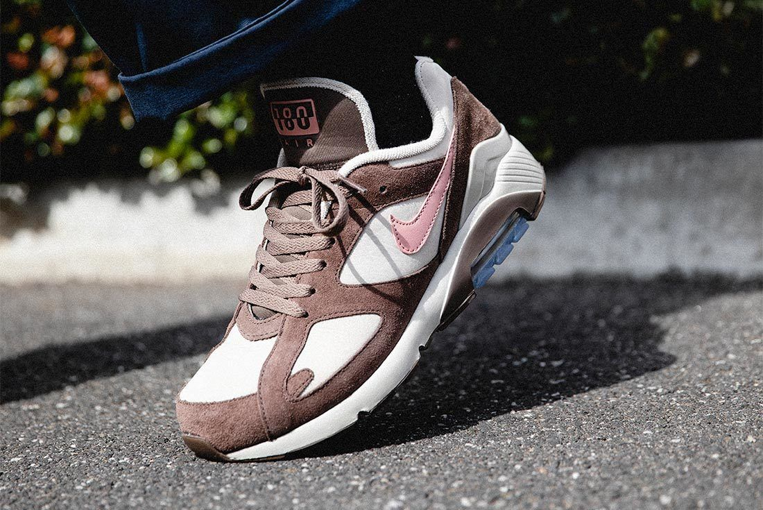 Nike Air Max 180 Rust Pinkbaroque Brown 6