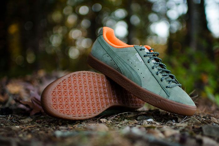 Puma Clyde Winter Pack 7