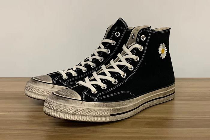 G Dragon Peaceminusone Converse Chuck Taylor All Star Three Quarter Pair