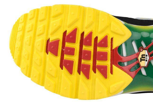 Nike 1998 Air Max Plus Tn Sole Detail Foot Locker 1
