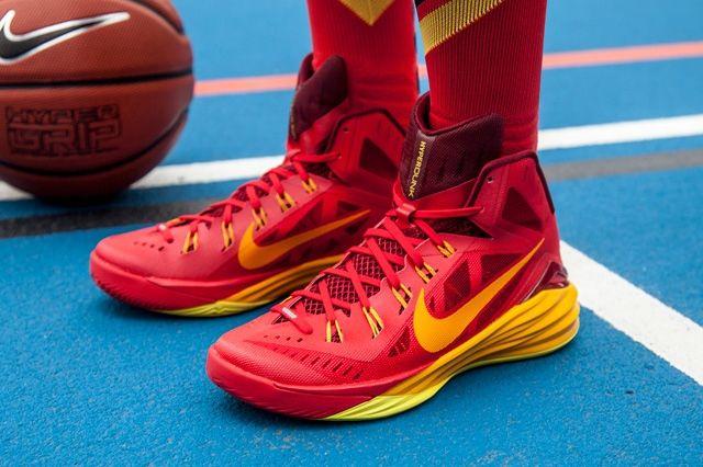 Nike Hyperdunk 2014 Foot Locker Red 4