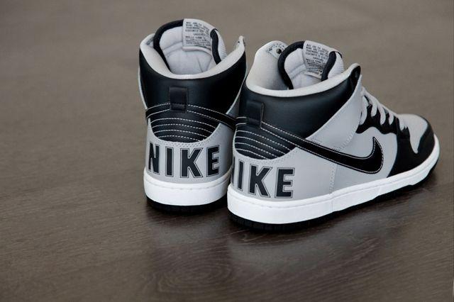 Nike Sb Dunk High Prm Rivalry Pack 9