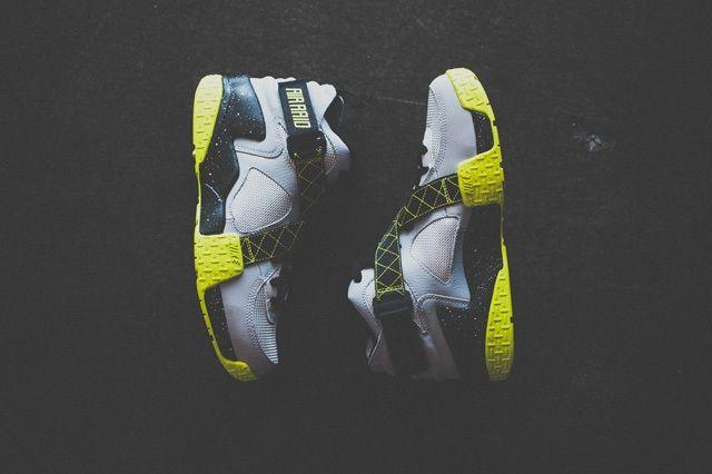 Nike Air Raid Venom Green 6