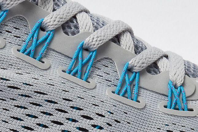 Lacing Nike Lunarglide4 Wolf Grey 1