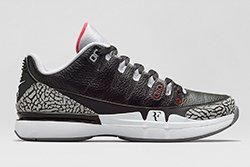 Nike Zoom Vapor Aj3 Black Cement Thumb