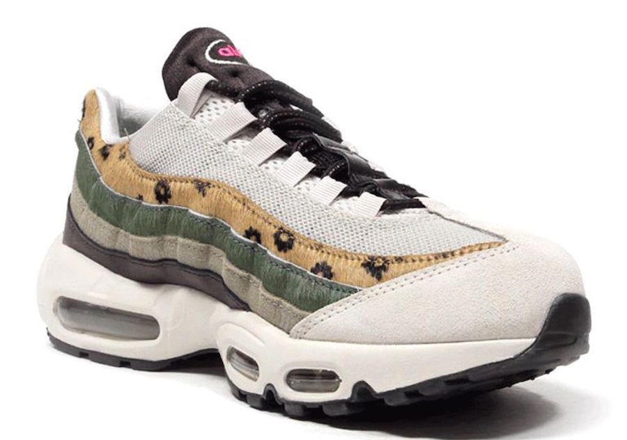 Nike Air Max 95 'Light Bone/Velvet Brown'