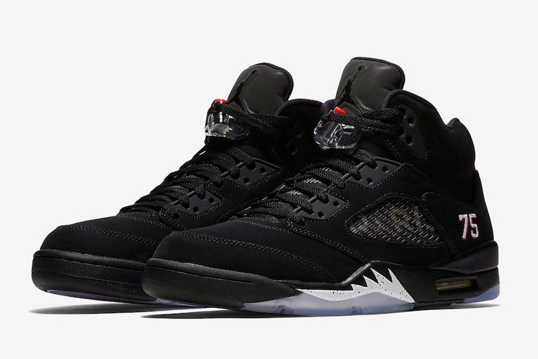 Jordan Brand Psg Jordan 5 Release