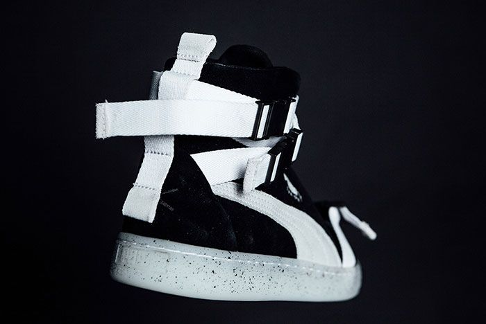 The Weeknd Puma Suede Boot 15