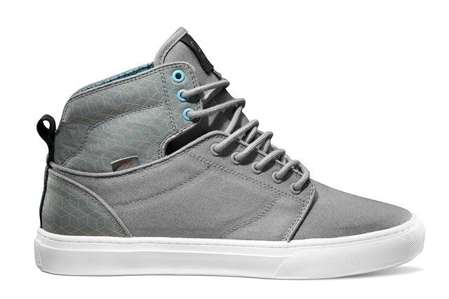 Vans Otw Collection Alomar Geo Grey And White Spring