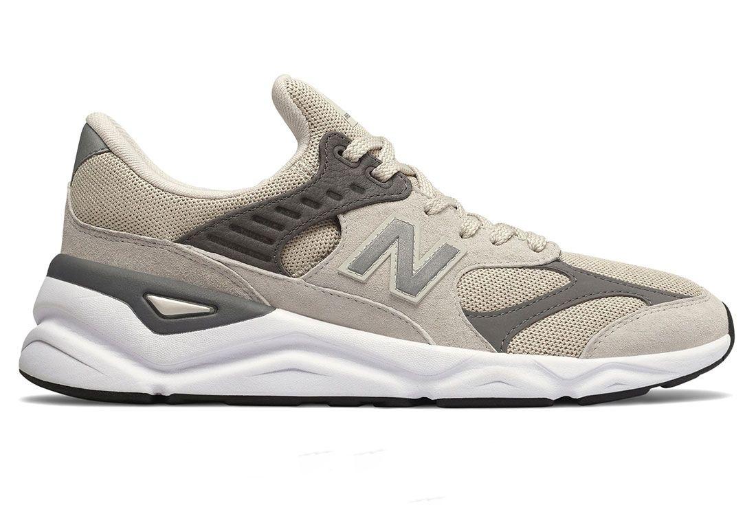 New Balance X 90 Grey Side Shot