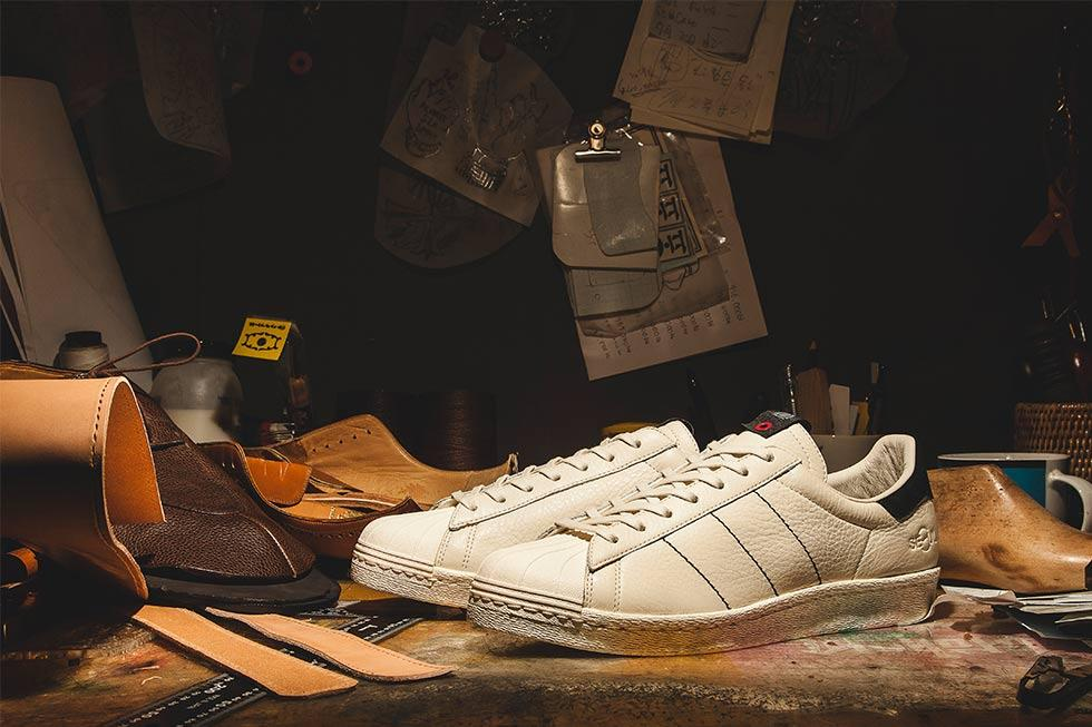 Kasina X Adidas Superstar 7