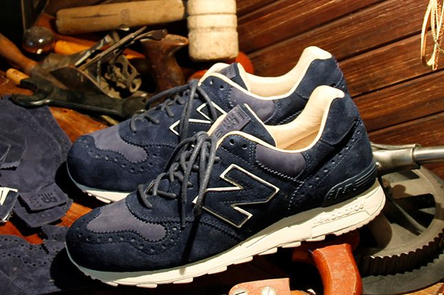 New Balance Invincible 1400 Brogue 3 1