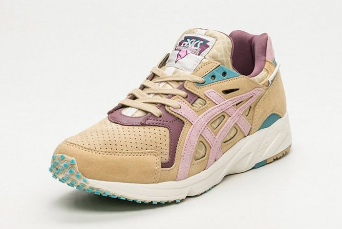 Asphaltgold Asics Gel Ds Trainer 6