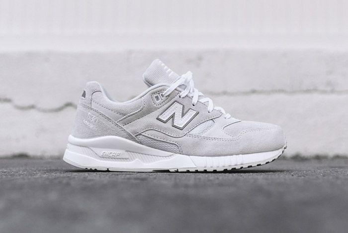 New Balance 530 Light Grey 7