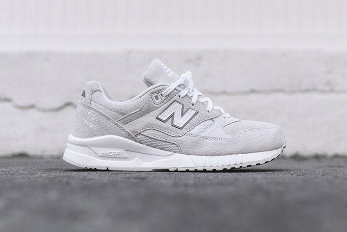 New Balance 530 Light Grey 7