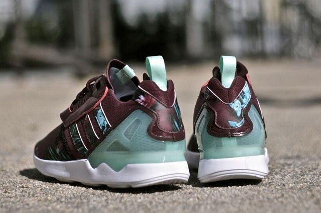 Adidas Zx 8000 Boost Dark Rust 6