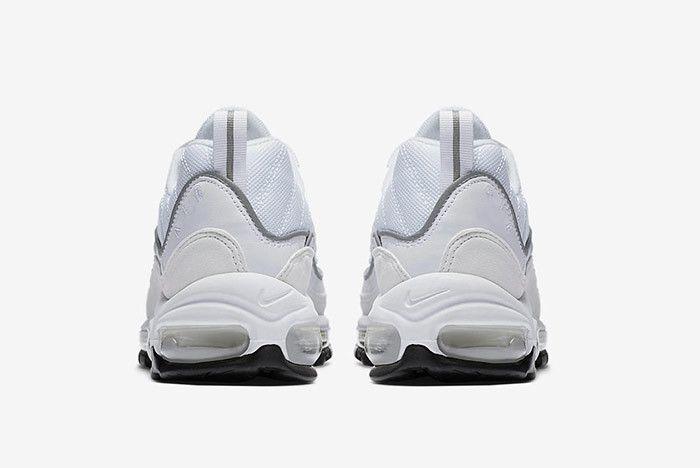 Nike Air Max 98 White 5