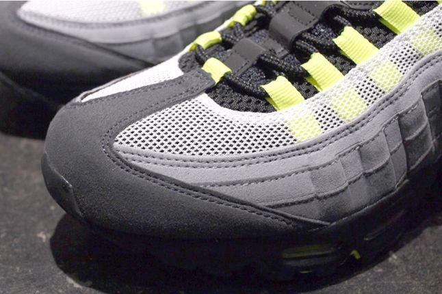 Mita Nike Am95 Prototype Toecap Detail 1