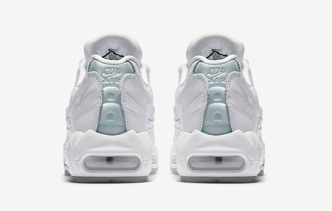 Nike Air Max 95 White Ice Pure Platinum 5