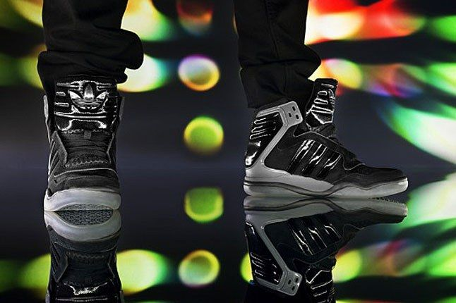 Adidas Tech Street Black 1