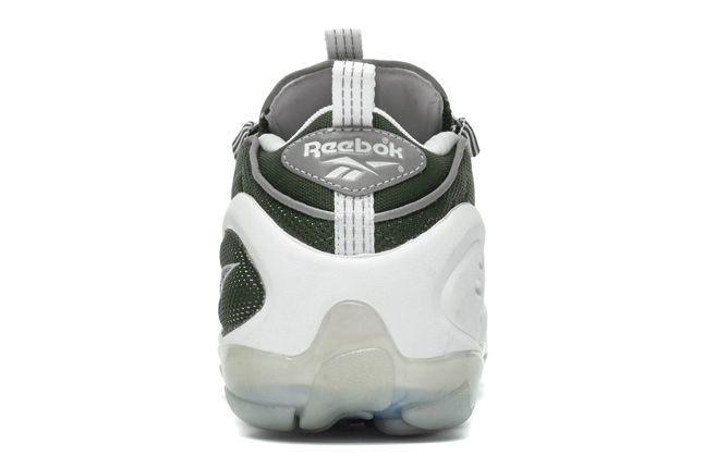 Reebok Dmx10 Run Green Heel Profile 1