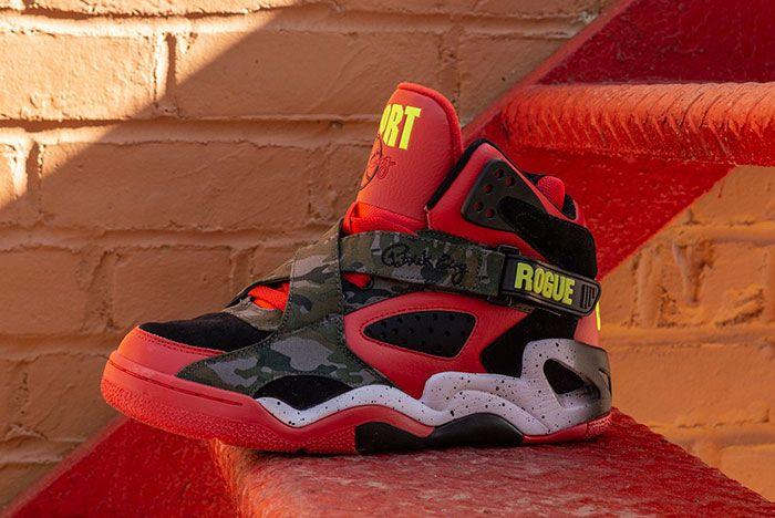 Ewing Athletics Rogue Cnn War Report Left Lateral
