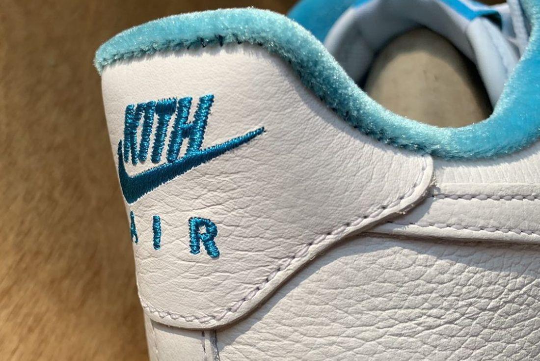 Kith x Nike Air Force 1 hawaii