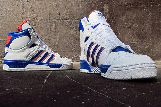 Adidas Conductor Hi Knicks Pair 1