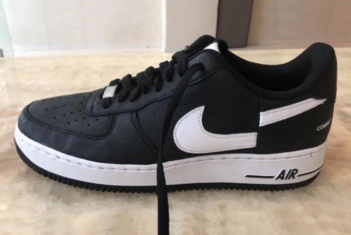Supreme X Comme Des Garçons X Nike Air Force 1 Low 681X417 Sneaker Freaker