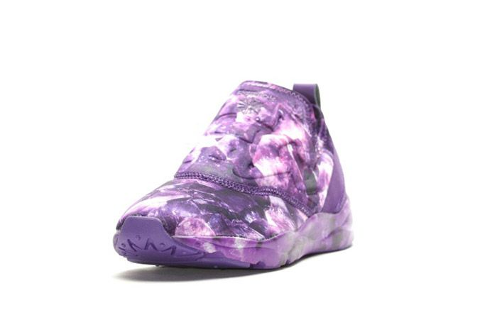 Reebok Furylite Slip On Purple Rose Womens 6