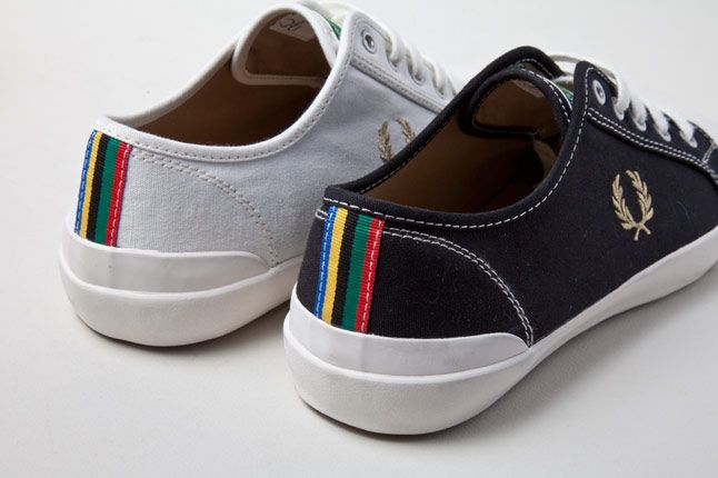 Fred Perry Olympic Heels 1