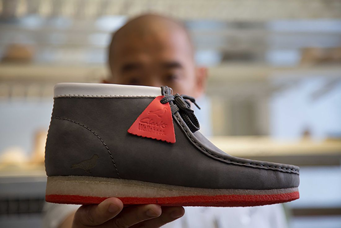 Pigeon Wallabee 25