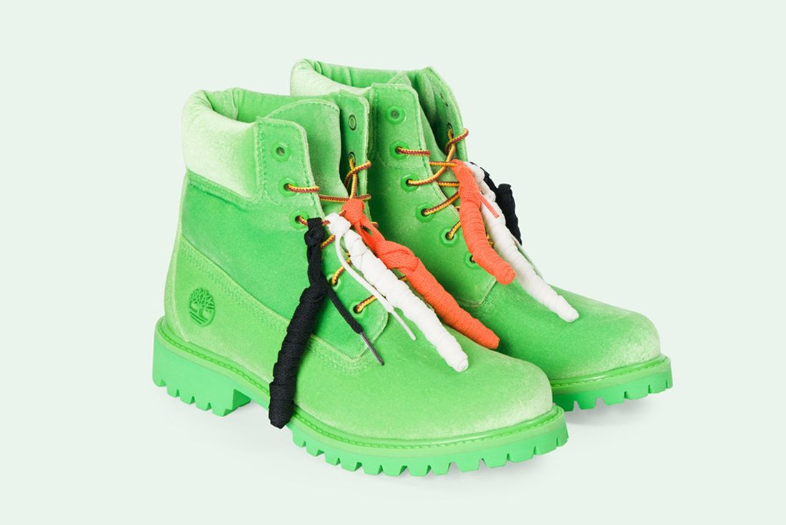 Off White X Timberland Release Date 1
