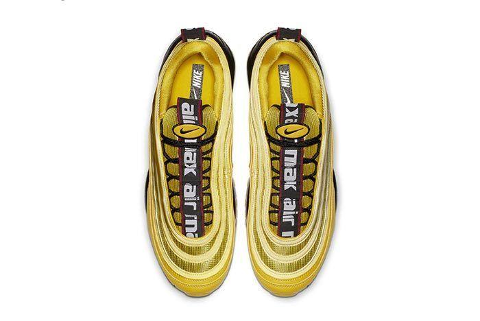Nike Air Max 97 Yellow 2