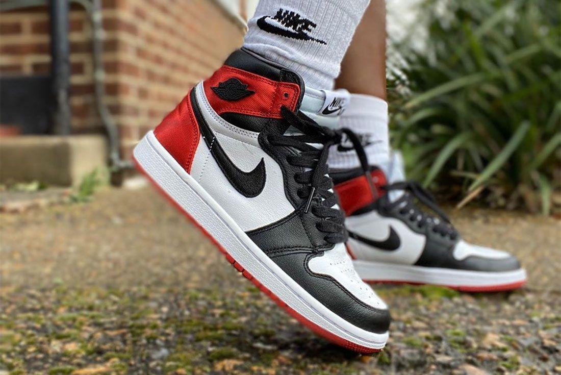Nike Female Sneakers Air Jordan 1 Shan