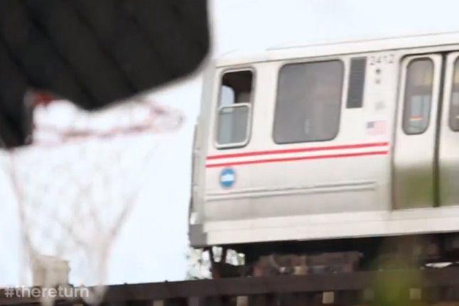 D Rose Adidas The Return Drive Chicago Train 1