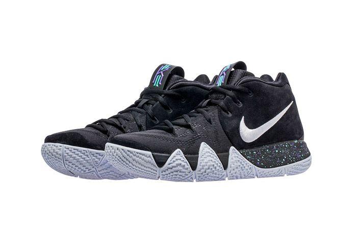 Nike Kyrie 4 Black 4