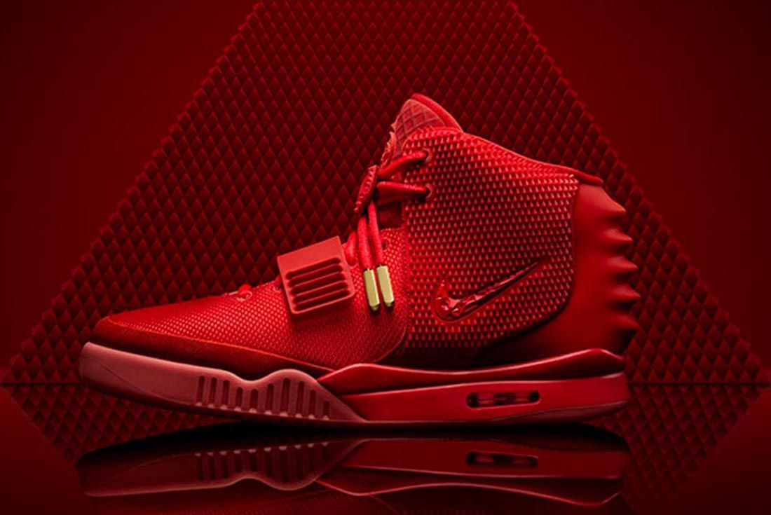 'Red October' Air Yeezy 2s Allegedly 'Lost' at StockX Authentication Facility
