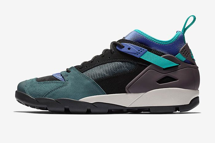 Nike Acg Air Revaderchi Grey Black Teal Blue 2