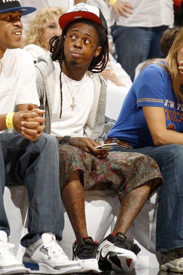 Lil Wayne Sneaker Style Profile 1