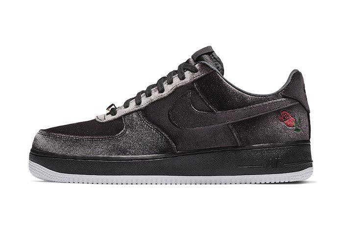 Nike Air Force 1 Satin Rose 1