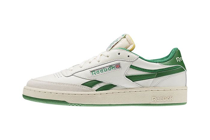 Reebok Revenge Plus Green 5