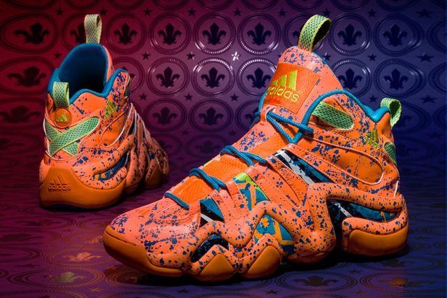 Adidas Basketball 2014 Nba All Star Footwear Collection 5