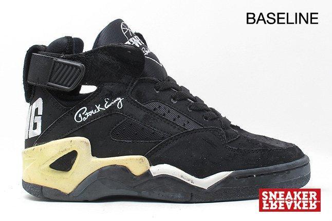 Ewing Sneakers Baseline Black 1