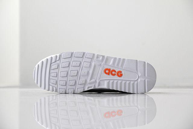 Nike Acg Air Wildwood Premium Black White 7