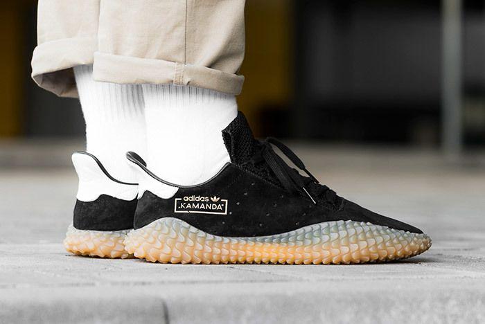 Adidas Kamanda On Feet 4